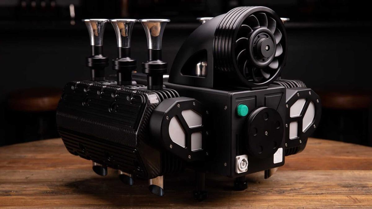 Super Veloce RS Black Edition
