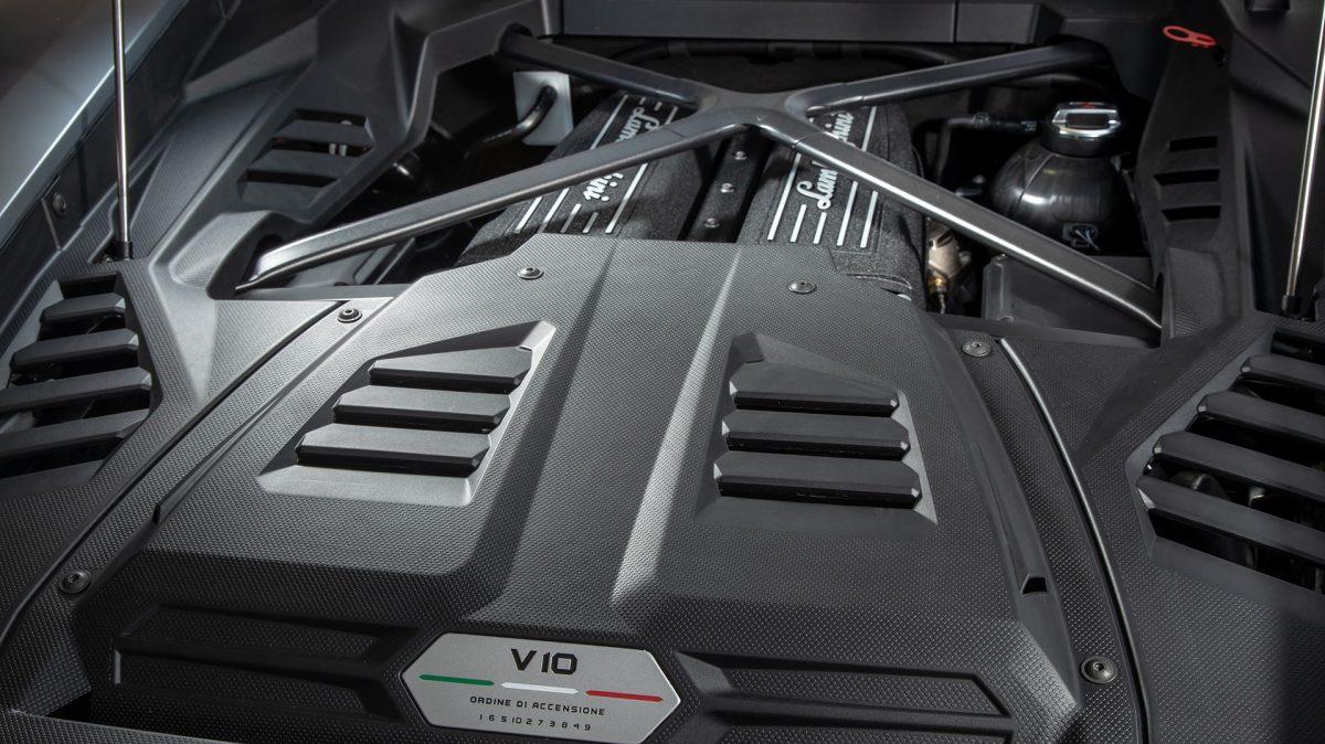 Ordre d'allumage V12 Lamborghini