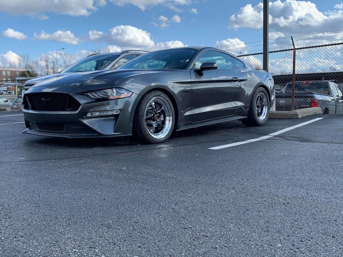 Mustang Aaron Robinson
