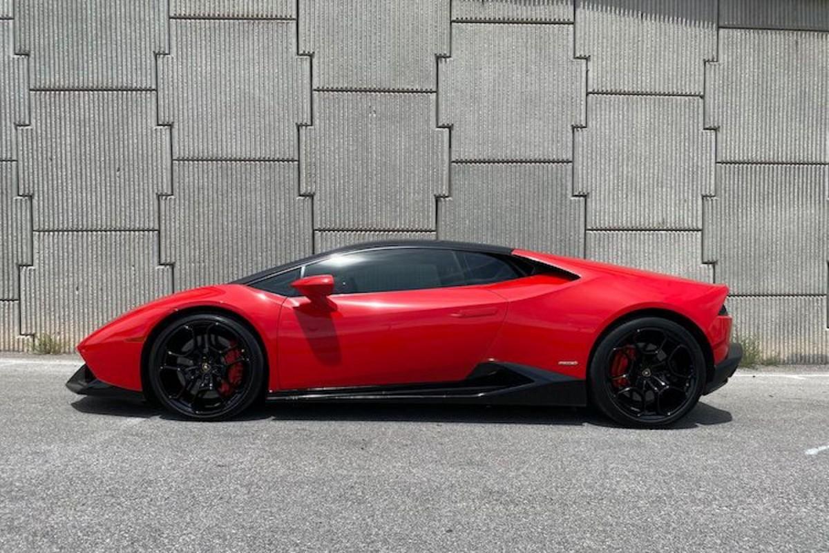 Lamborghini Huracan eBay